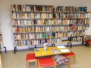 A könyvtár - Makovics János írása