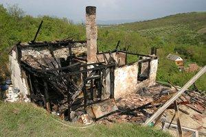 Tokodi leégett ház: az egész falu segít