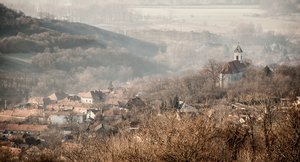 Makovics János: Változó falu
