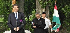 A Kesztölci Polgári Kör is részt vett a Nemzeti Összetartozás Napján