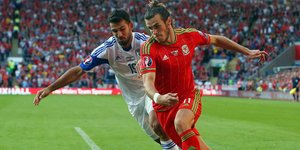 Eb: Angol blama, Wales mellet Svájc is győzelemmel kezdett