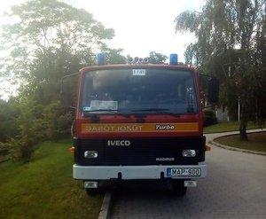 Piliscsaba: új rendőrautó és tűzoltóautó