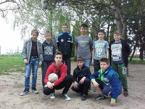 Győztek a búcsi ifjú focisták!