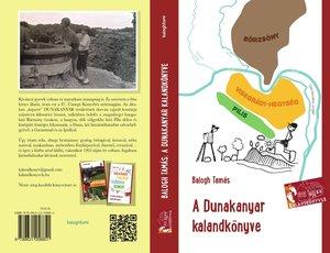 Megjelent Balogh Tamás kalandkönyve a Dunakanyarról