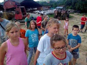 Óperenciás tábor: a Velmo tanyán