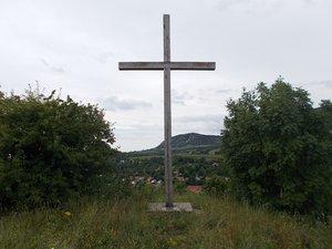 Makovics János: Kereszt a Plesinán