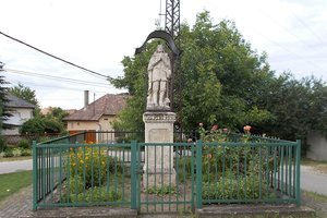 Makovics János : Szent Vendel szobor