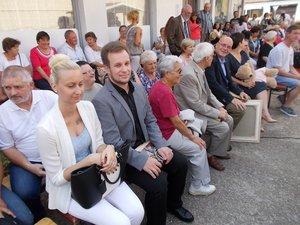 Makovics János riportja az augusztus 19-i ünnepségről