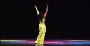 Keleti táncok tanfolyama a Művházban