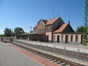 Megújul a dorogi vasútállomás: lakossági fórumot tartanak