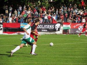 A dorogi foci nagy menetelése