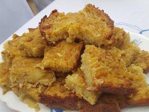 Kesztölci receptek - tepsis krumplibaba