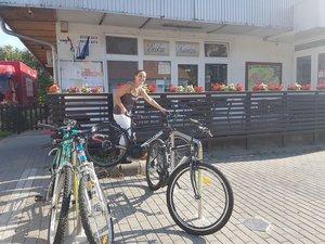 Kerékpárkölcsönző nyílik Kesztölcön