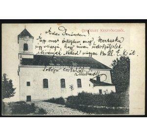 Szerelmi dráma Kesztölcön - 1912