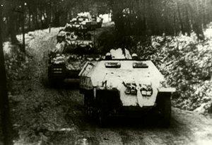 Kesztölc felől támadtak a szovjetek - 1945 január 14.