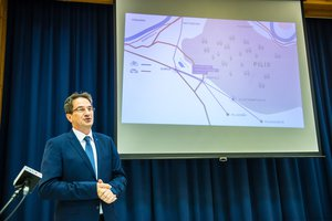 Tervek, elképzelések kellenek, ambícióra van szükség, mint Önöknél, Kesztölcön - Interjú Dr. Völner Pállal