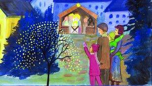 Nyári festőtábor gyerekeknek