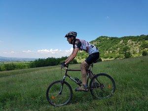 Átadják a Kesztölc-Pilisszántó erdészeti kerékpárutat