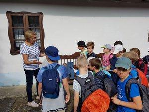 Három környékbeli iskola is Kesztölcöt választotta az osztálykirándulás célpontjának