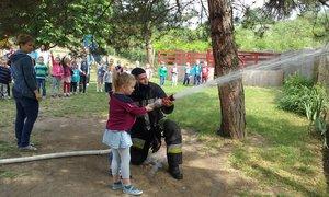 Mentőfelszerelésekre nyertek pályázatot önkéntes tűzoltóink
