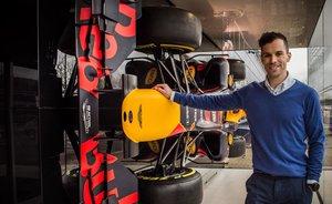 Csillaghullás Fesztivál a RedBull F1 autók magyar tervezőjével