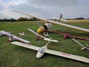 Repülőmodellek Esztergomban