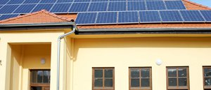 Kesztölci rendezvényközpont energetikai korszerűsítése