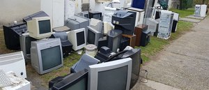 Elektronikai hulladékgyűjtés Kesztölcön