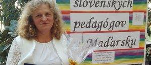 Piliscsévi tanárnő kapta az Év pedagógusa címet
