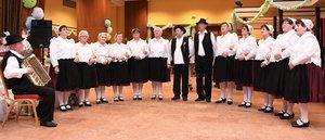 Egymillió forint támogatást kapott a szlovák önkormányzatunk