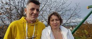 Kara Antal szúnyoghálókat adományozott a kórháznak