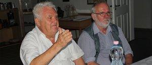 Műhelybeszélgetésen vettek részt a bánya egykori vezetői