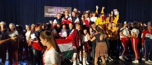 Európa-bajnok táncosok