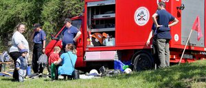 Sikeresen pályáztak a kesztölci tűzoltók