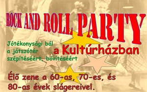 Rock and Roll party