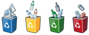 Szelektív hulladék begyűjtése 2020 - ban
