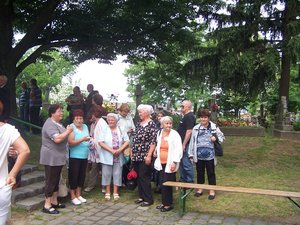 Pálos települések találkozója