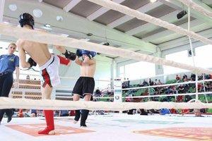 Nagy Larion készül az ifjúsági kickbox VB-re