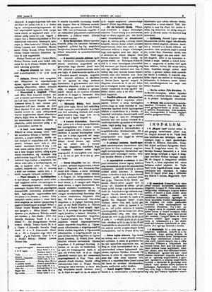 3. Az Esztergom és Vidéke 1902.ju. 5.-én már a kesztölci pánszláv plébánosról ír és vádaskodik.