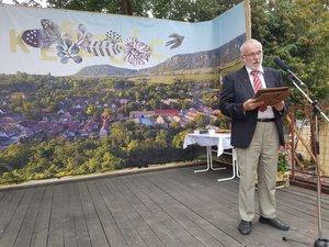 Vöröskői István polgármester Szent István művét méltatta