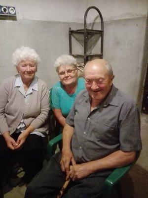 A 85 éves Minczér Bernátot köszöntjük