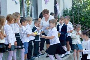 Becsengettek a kesztölci iskolában