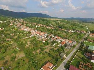 A Csévi út, a Petőfi és a Széchenyi utca