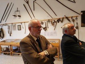 Vöröskői István polgármester a bányászat múltjáról beszélt
