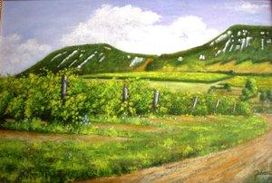 A Kétágú-hegy