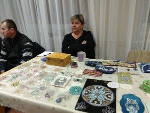 Kézműves termékek a Klubban