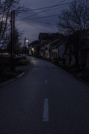 Kesztölci utcarészlet