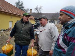 Grósz András, Geiszler István, Kara János