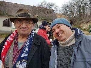 Valovics László és Szivek György