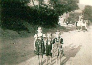 A Hegyi-kocsma felé -1942